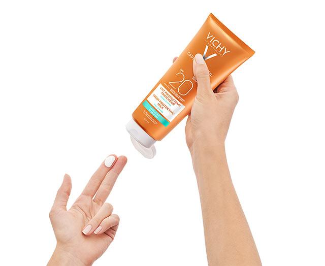 Leche Hidratante SPF 20