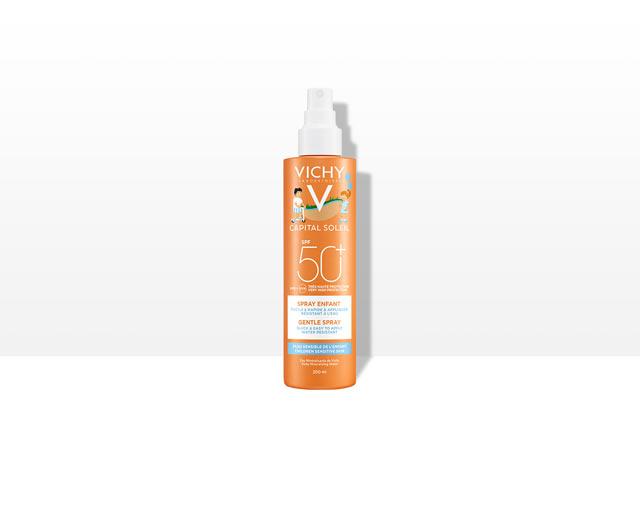 Spray   Infantil SPF 50+