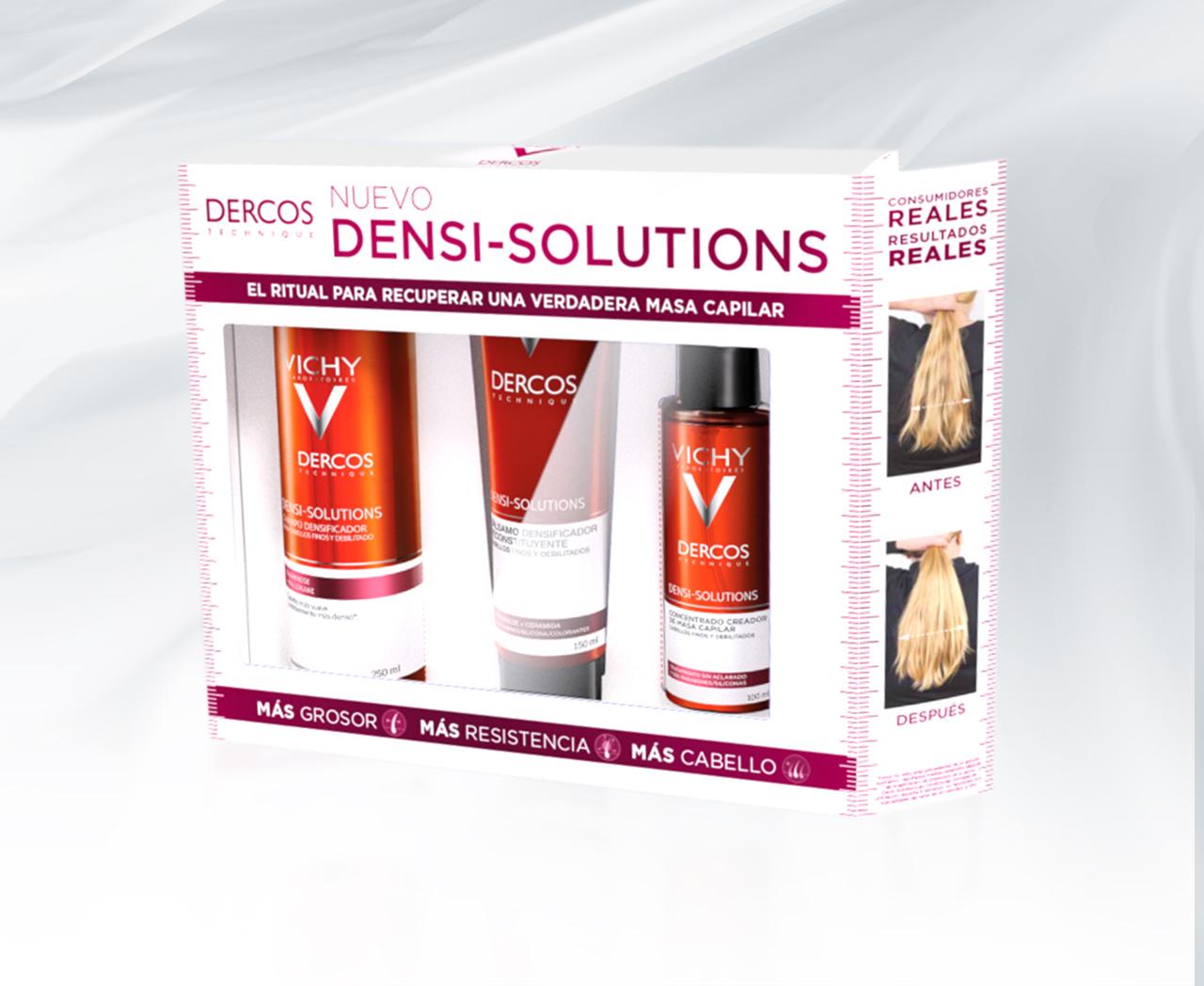 Pack Densi-Solutions Creador de Masa Capilar