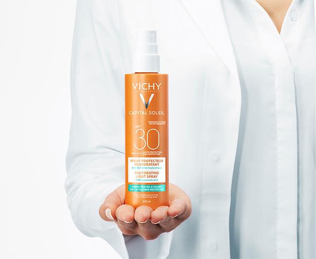 Beach Protect - Spray antideshidratación - SPF 30