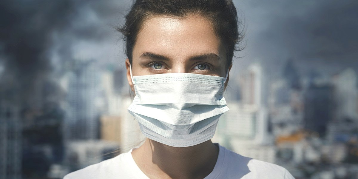 Consecuencias de la polución para la piel