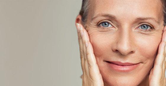 Combate la flacidez facial para un rostro más joven