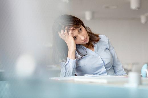 ¿Está afectando tu trabajo a tu cabello?
