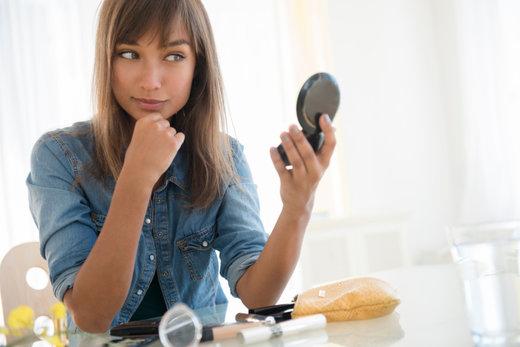 El mejor maquillaje para una piel sin brillos