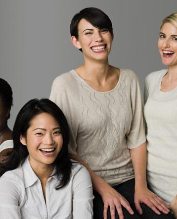 Mujeres que han envejecido lentamente nos cuentan sus secretos