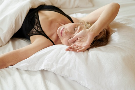 Sudores nocturnos en la menopausia